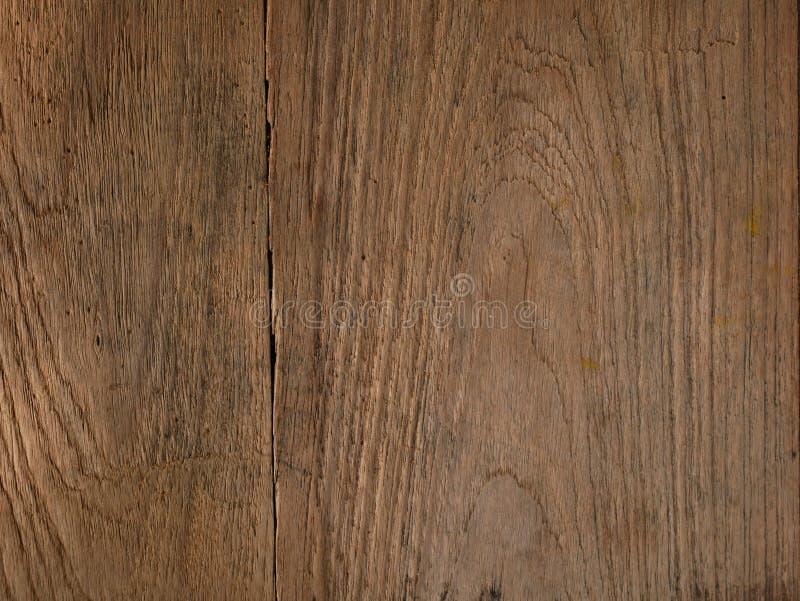 Старая деревянная текстура Темная предпосылка для дизайна стоковые фотографии rf