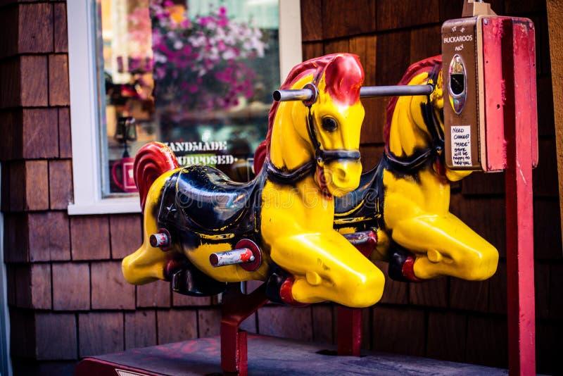 Старая езда моды стоковое фото rf