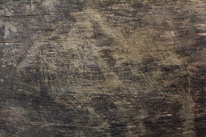 Старая деревенская выдержанная предпосылка grunge деревянная стоковое фото rf