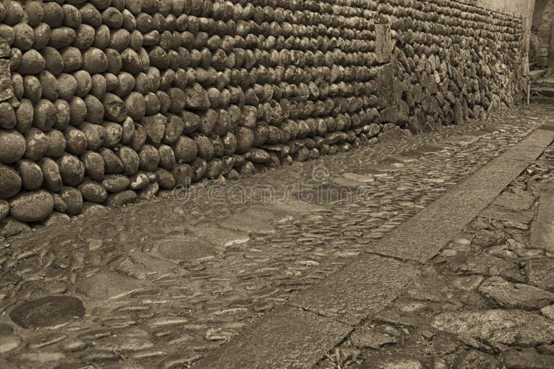 Старая деревня стоковые изображения