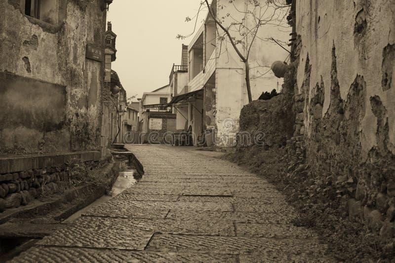 Старая деревня стоковые фотографии rf