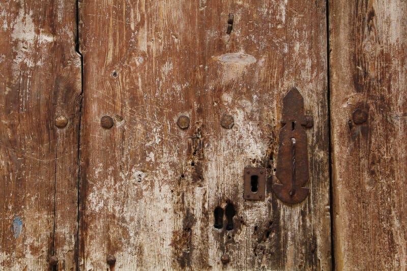Старая деревянная предпосылка текстуры, винтажная картина стоковое изображение rf