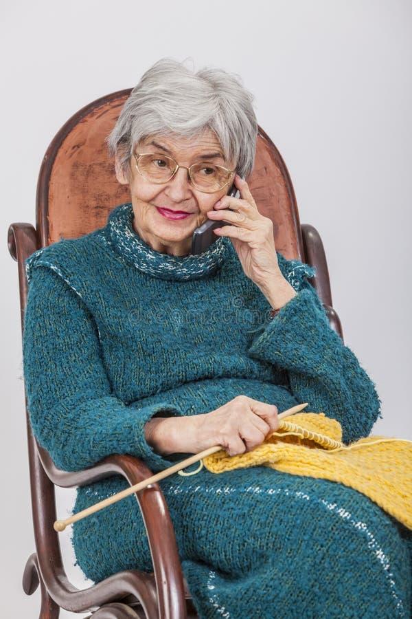 старая женщина портрета стоковые фото