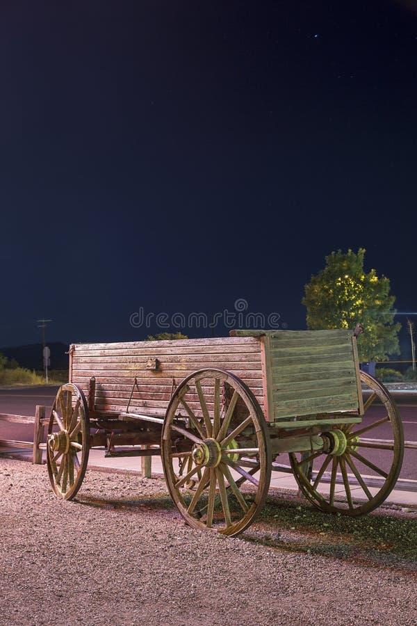 Старая, западная фура. стоковое изображение rf