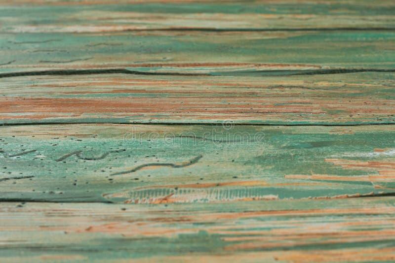 Старая затрапезная деревянная предпосылка загородки стоковые изображения rf