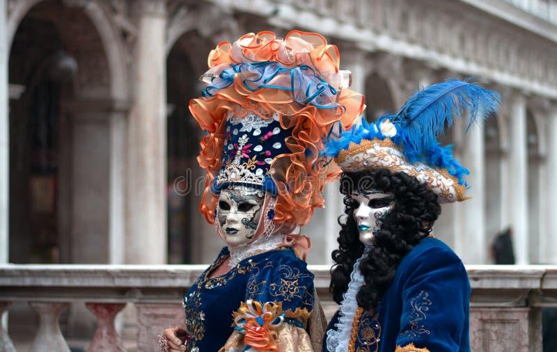 старая знатность в Венеции стоковое фото