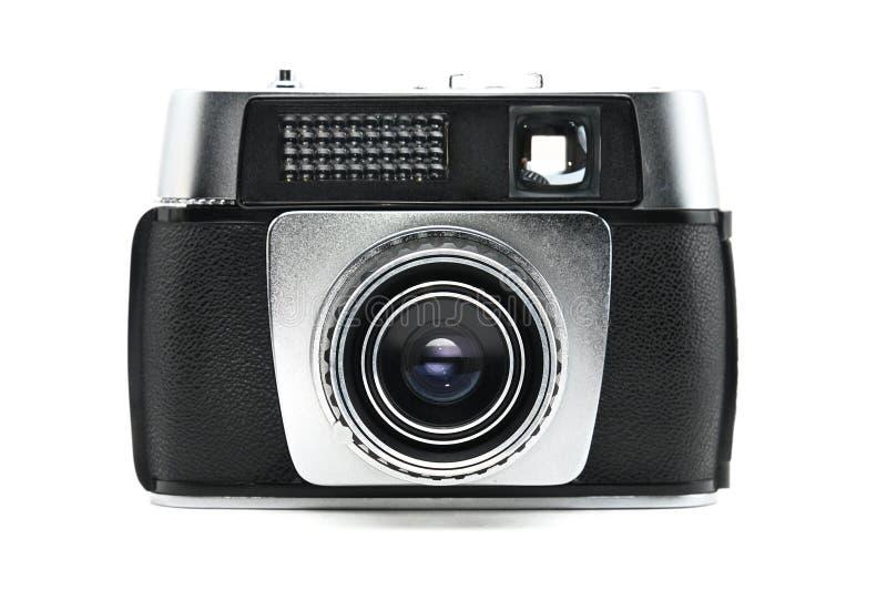 Старая камера на изолированной предпосылке Photocamera стоковые фото