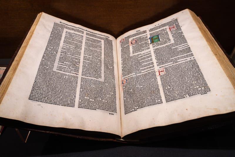 Старая книга стоковое изображение rf