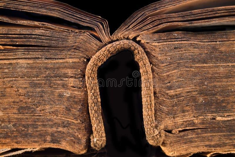 Старая книга. стоковое изображение rf