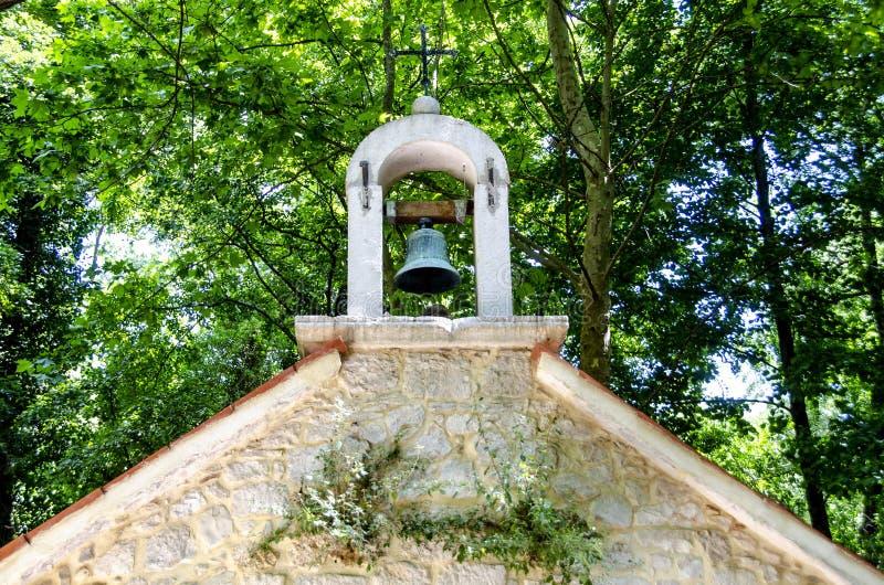 Старая колокольня стоковые фотографии rf