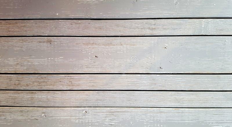 Старая коричневая предпосылка текстуры деревянной доски горизонтальная стоковые фото