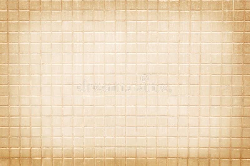 Старая небольшая предпосылка картин стены керамической плитки стоковая фотография rf