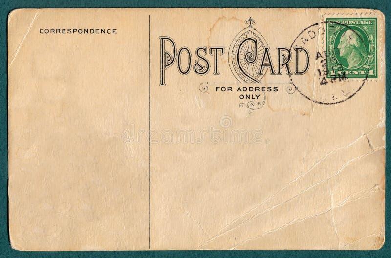 старая открытка