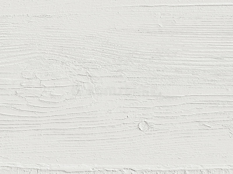 Старая поцарапанная покрашенная белизна всходит на борт предпосылки стоковое фото rf
