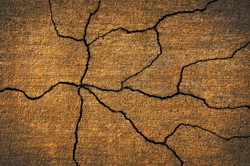 Старая предпосылка текстуры стены цемента отказа grunge стоковые изображения rf