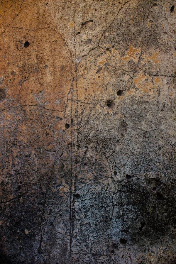 Старая предпосылка года сбора винограда стены цемента стоковое фото rf