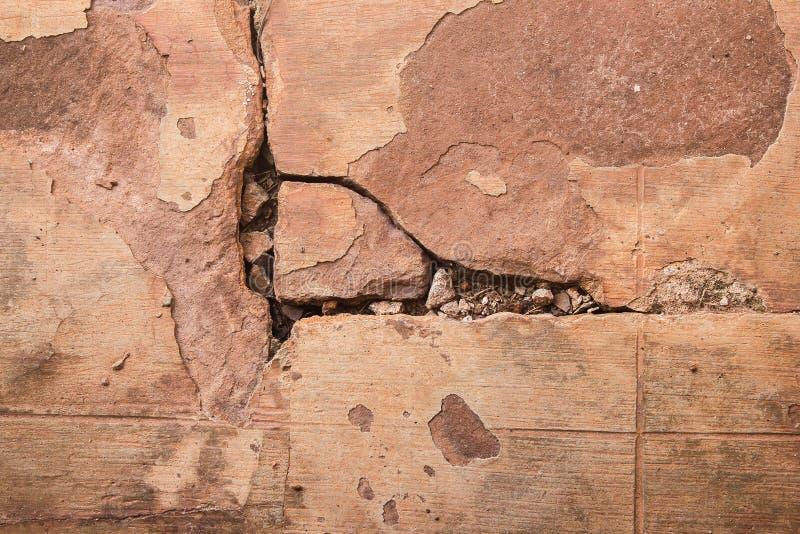 Старая предпосылка года сбора винограда стены цемента стоковое изображение