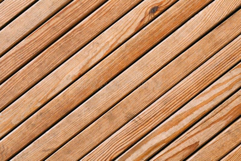 Старая предпосылка планки деревянной доски Брайна стоковые изображения
