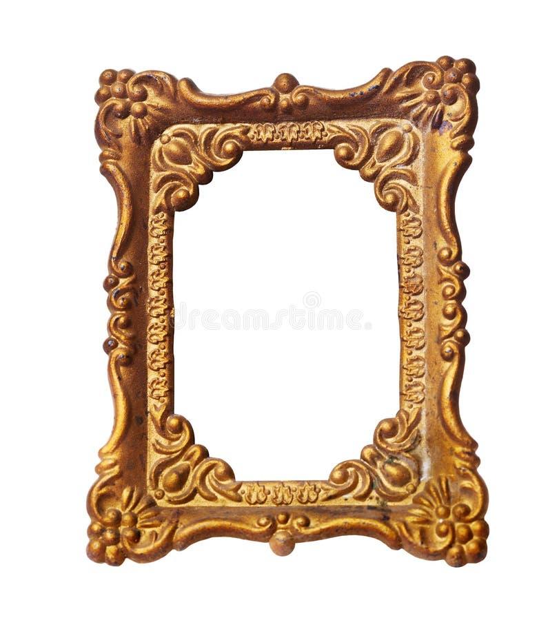 Старая рамка фото стоковое изображение rf