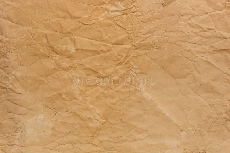 Download Старая скомканная бумажная текстура Стоковое Изображение - изображение насчитывающей изображение, материал: 37929363