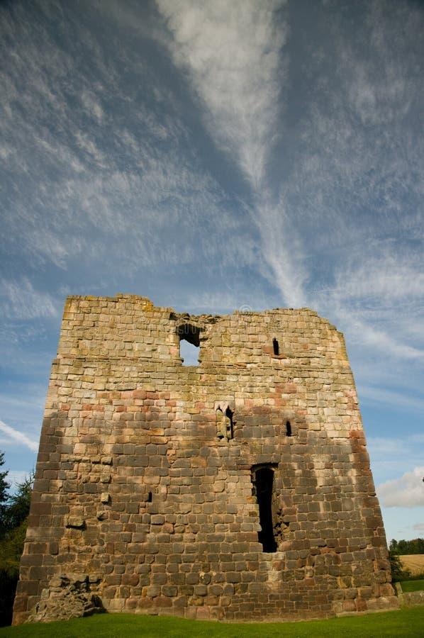 старая сторожевая башня стоковая фотография rf