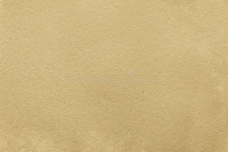 Старая текстура бумаги Брайна пакостная стоковое фото rf