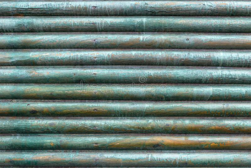 Старая текстура древесной зелени с естественными картинами стоковое фото rf