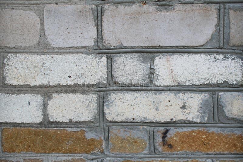 Старая текстура кирпичной стены grunge стоковая фотография