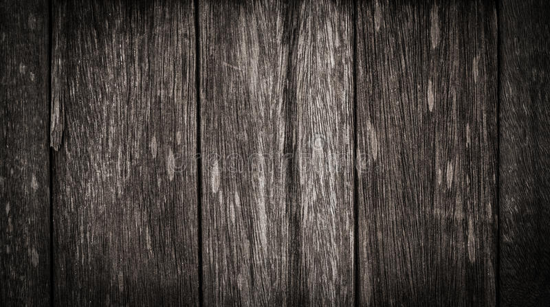 Старая темная деревянная текстура, абстрактная предпосылка стоковая фотография rf