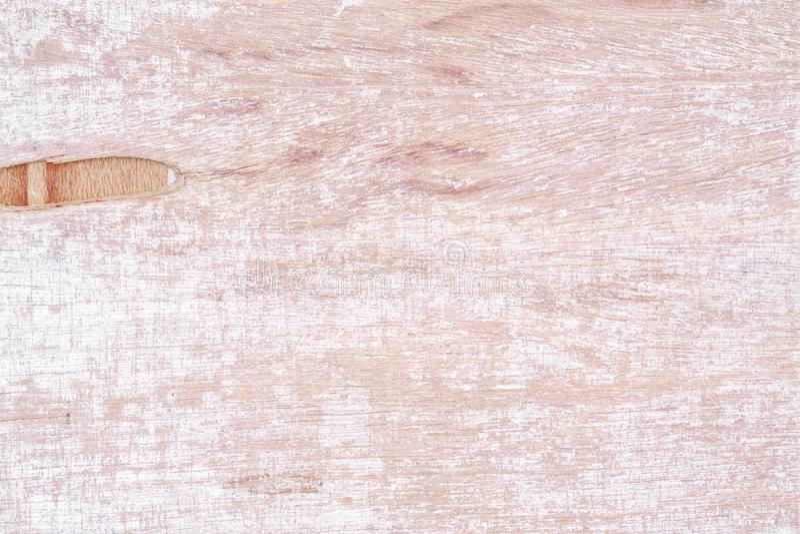 Старая треснутая ржавая белая покрашенная предпосылка grunge деревянной текстуры безшовная Поцарапанная белая краска на планках д стоковое фото