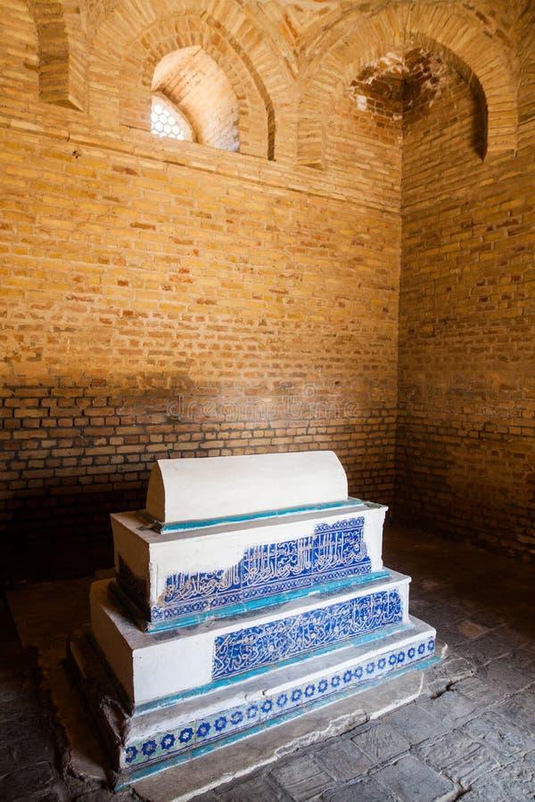 Старая усыпальница в Самарканде, Узбекистане стоковая фотография
