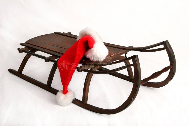 старая фасонируемая рождеством стоковая фотография rf