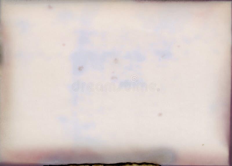 Старая фотографическая бумага стоковые фото