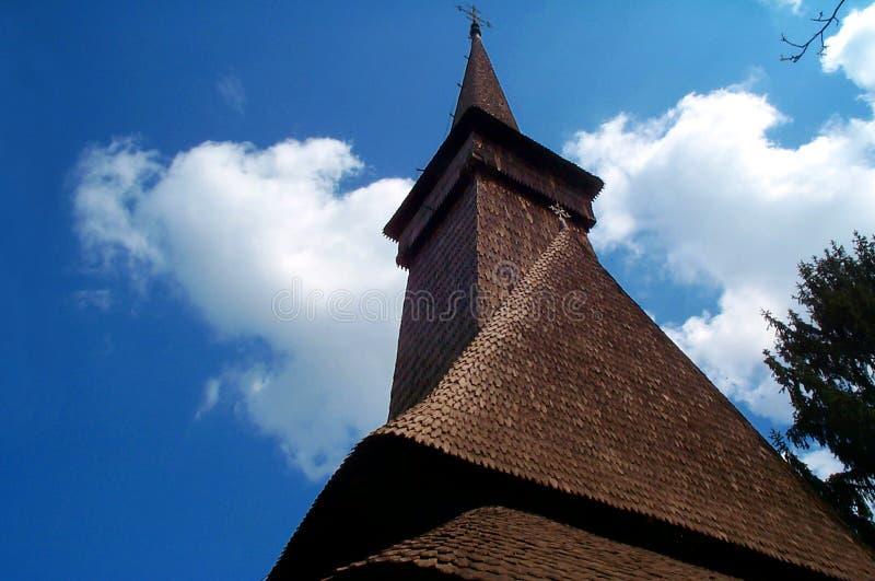 старая церков европейская стоковые изображения