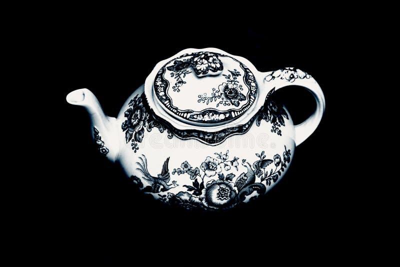 Старая чашка чая стоковые фото
