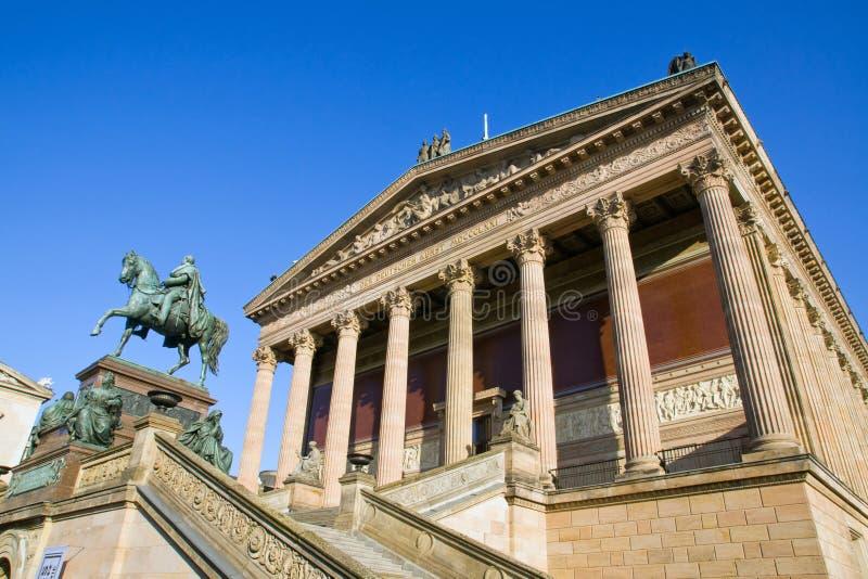 старая штольни berlin национальная стоковая фотография