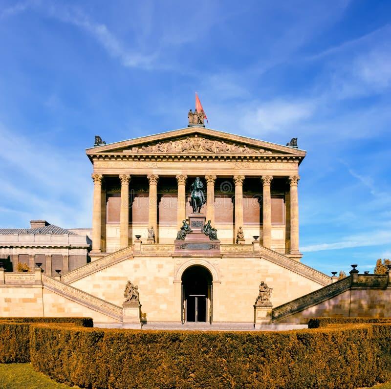 старая штольни berlin национальная стоковое фото rf
