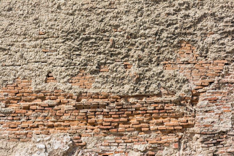 Старая grungy текстура кирпича стоковая фотография rf