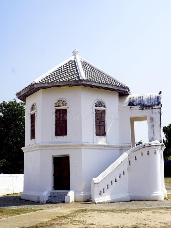 Старинное здание в виске стоковое изображение rf