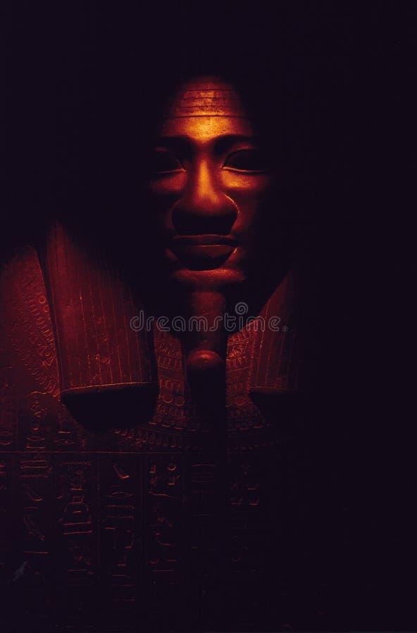 стародедовская египетская усыпальница стоковая фотография rf