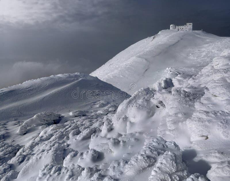 стародедовская обсерватория стоковое изображение rf