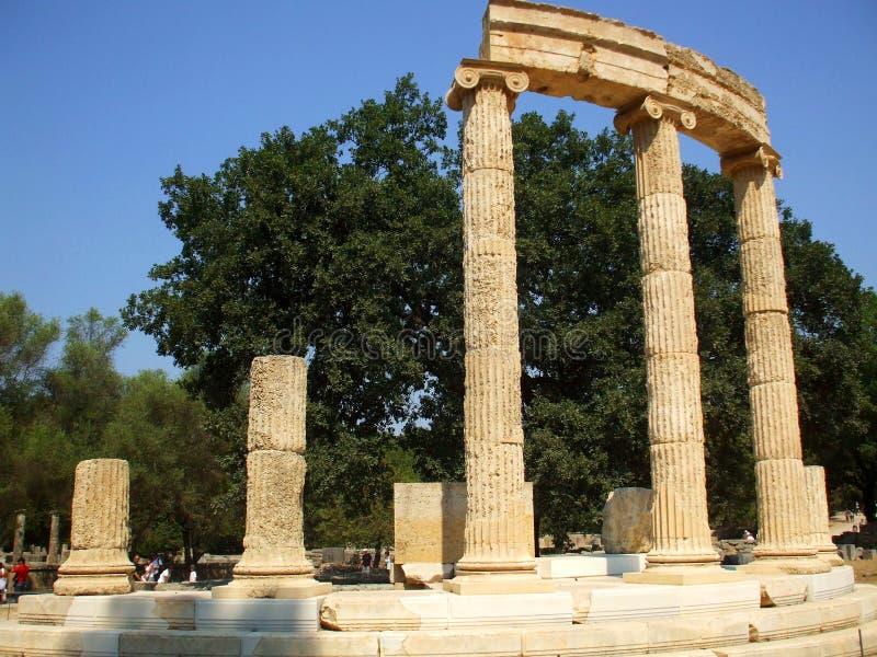 стародедовская Олимпия стоковое изображение