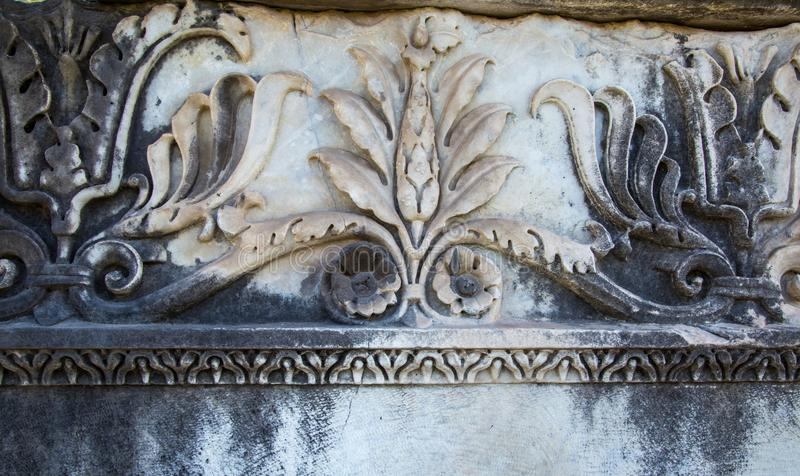 стародедовская римская скульптура стоковое изображение