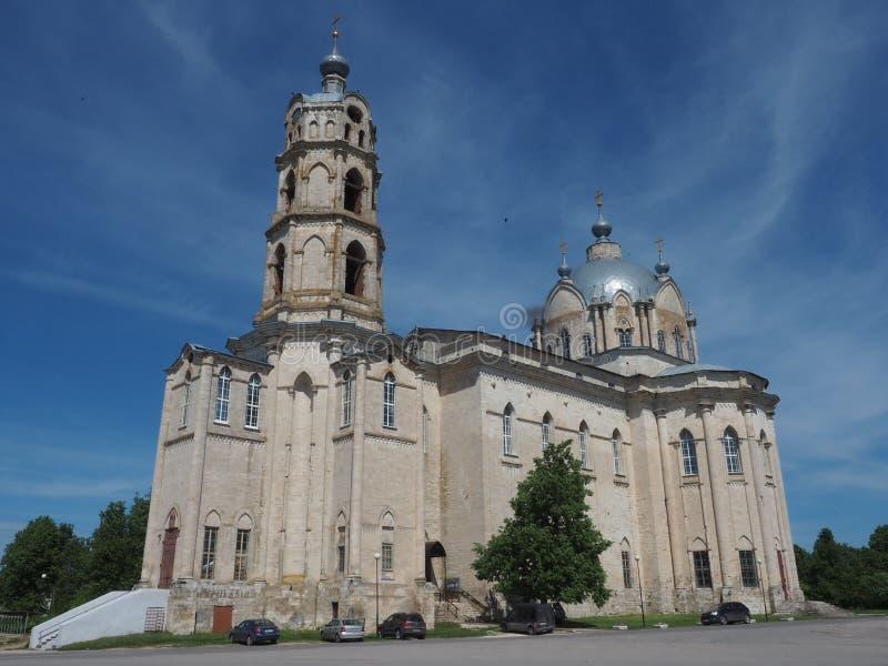 Стародедовская церковь стоковые изображения