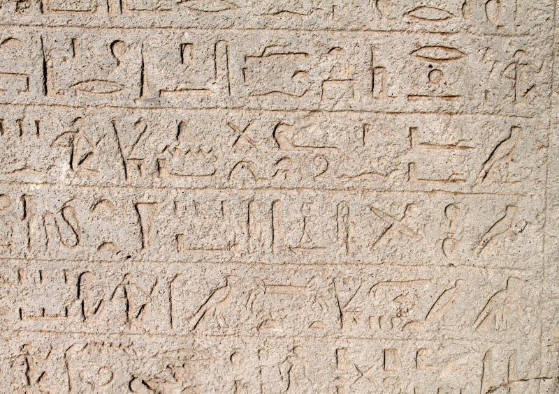 стародедовские египетские иероглифы стоковые изображения