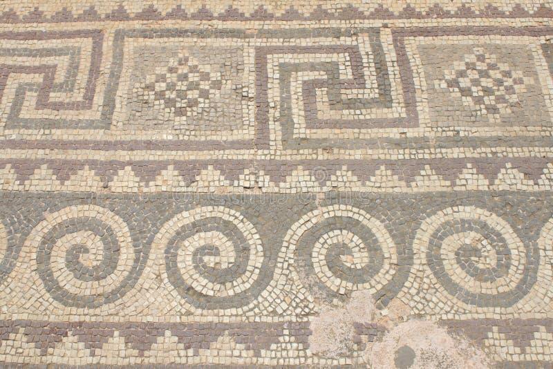 Стародедовские мозаики стоковая фотография rf