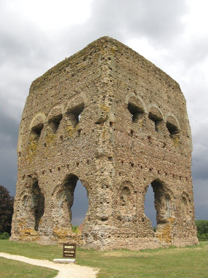 стародедовский висок janus стоковое изображение rf