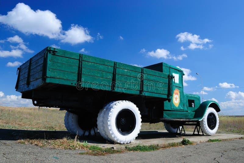 стародедовский грузовик стоковая фотография rf