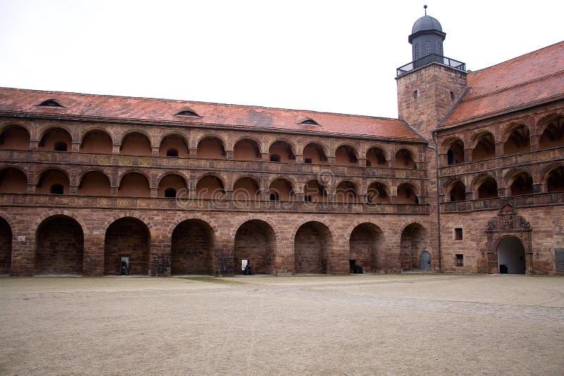 стародедовский замок стоковые фотографии rf