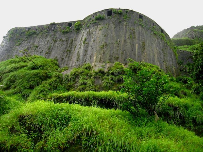 Стародедовский индийский форт стоковое фото rf
